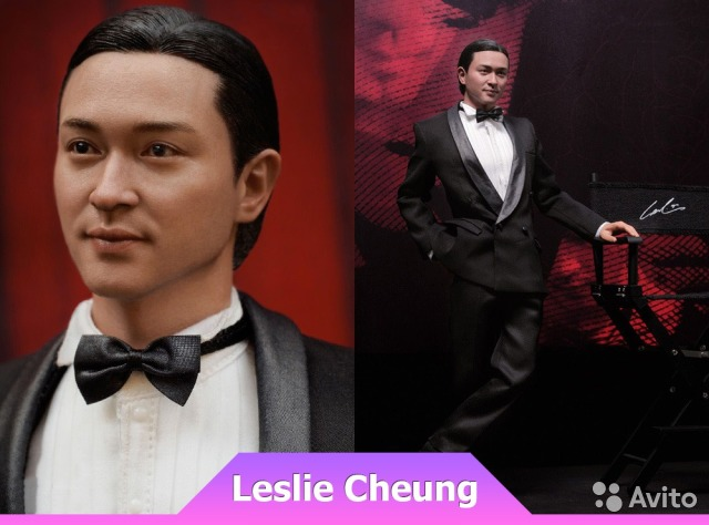 Hot Toys Leslie Cheung (Miss You Much Leslie Ver.)— фотография №1