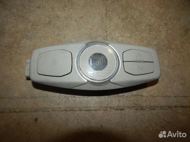 плафон освещения салона ford focus 3