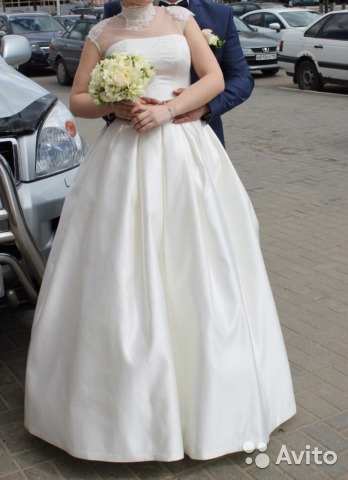 Авито свадебные платье муром
