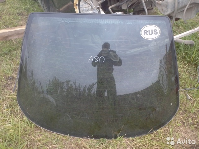 Лобовое стекло на ауди 80 б3