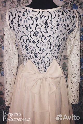 Платье итальянское на авито