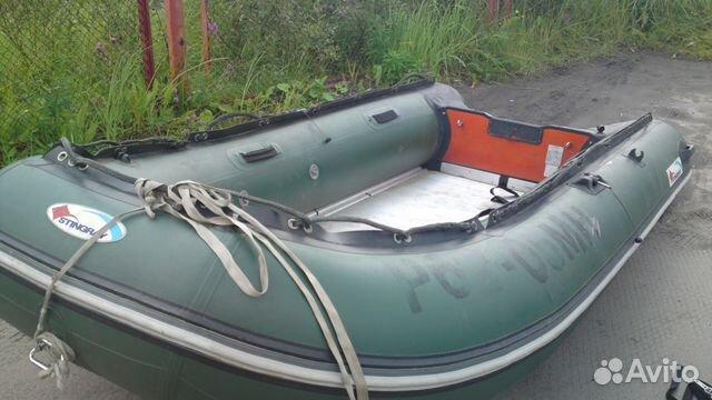 купить резиновую лодку в мурманске на авито