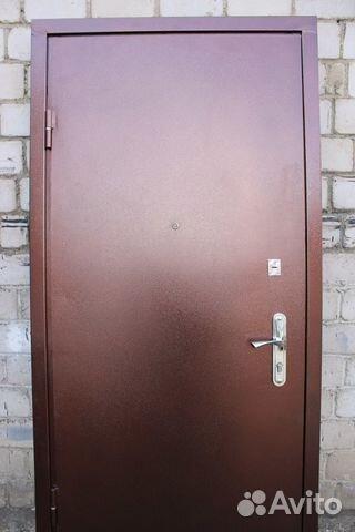 металлические двери цены с установкой в москве
