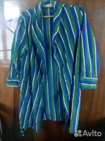 Махровый халат для подростка 89215091204 купить 1