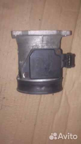 Расходомер воздуха Ауди VW 2.4 2.8 078133471A— фотография №2