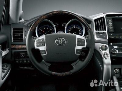 Продам руль и ручку АКПП на Land Cruiser 200 89826493095 купить 1