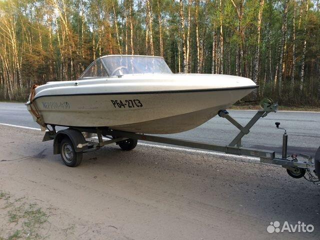купить лодку нептун 450 на авито россия