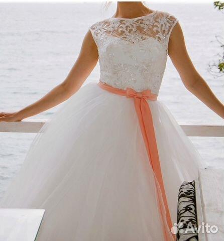 70aa54927905 Продам Дизайнерское свадебное платье купить в Республике Крым на ...