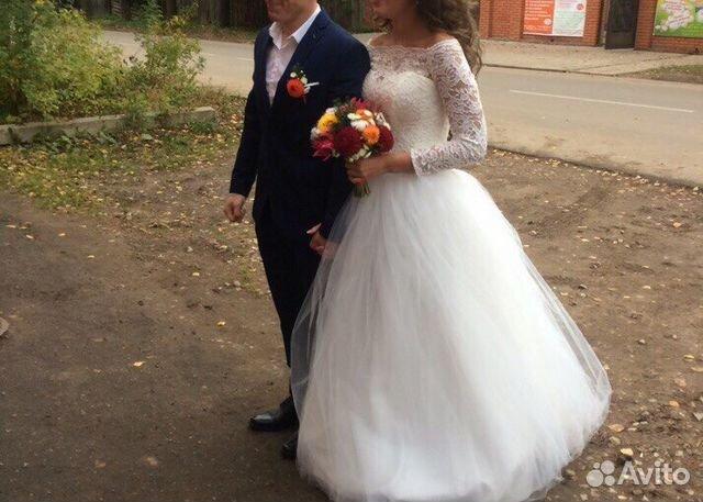 Авито иваново свадебное платье