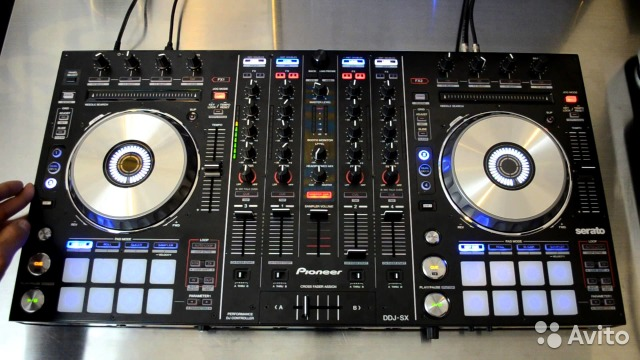PIONEER DDJ-SX WINDOWS 10 DRIVER DOWNLOAD