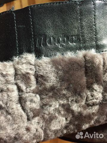 Сапоги кожаные 89063021785 купить 5