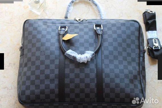 b523ef37125e Louis Vuitton Натуральная кожа Сумки Клатчи Аксесс— фотография №1