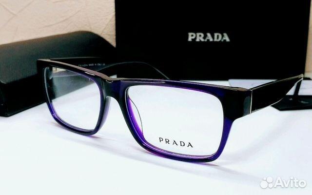 Очки мужские брендовая оправа Prada 16.0 прада   Festima.Ru ... 05f4ab0ff64