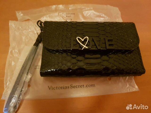 553f78342a51 Клатч Victoria's Secret черный   Festima.Ru - Мониторинг объявлений