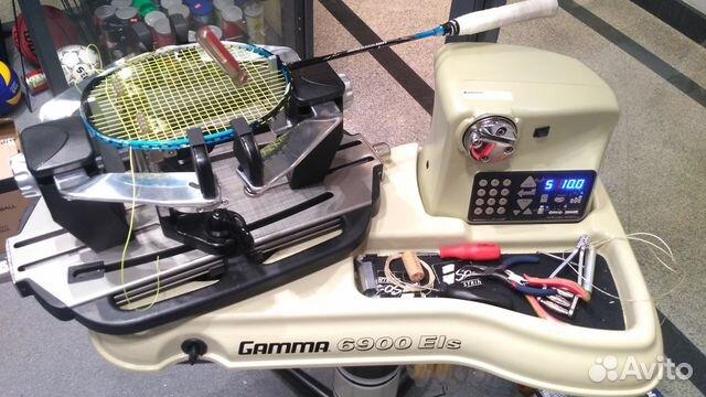 Gamma 6900 ELS станок для натяжки струн— фотография №7