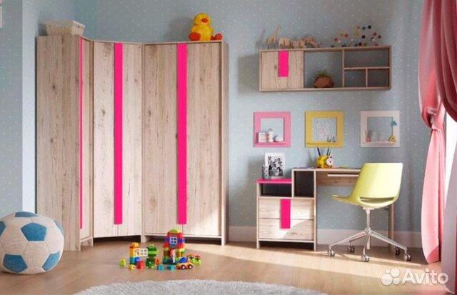 Детский мебельный гарнитур Скаут купить 2