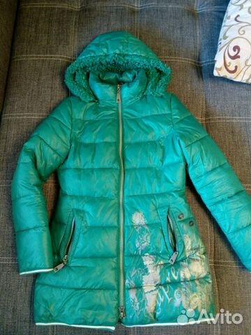 Куртка утепленная, разм. 44-46