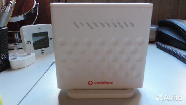 Wi-Fi adsl роутер ZTE zxhn H108N купить в Москве на Avito