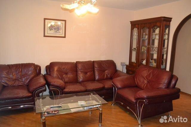 Продается четырехкомнатная квартира за 8 400 000 рублей. Московская область, Чехов, Московская улица, 84.