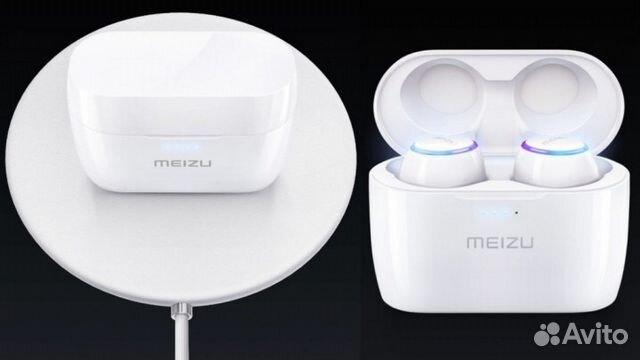 Bluetooth наушники Meizu Pop гарантия купить в москве на Avito