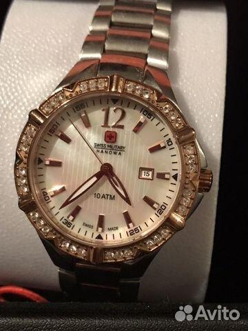 Швейцарские часы Swiss Military Hanowa купить в Москве на Avito ... 2dc020a0803d0
