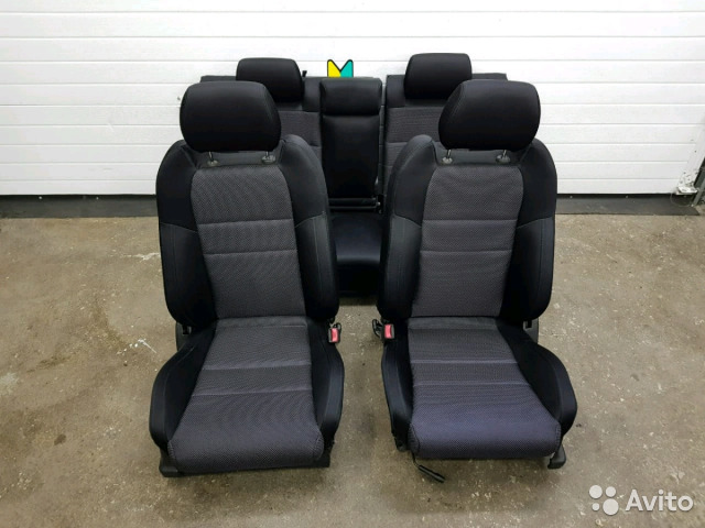 89625003353 Сидения комплект Subaru Legacy, BH5, EJ20