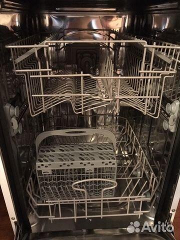 Посудомоечная машина Zanussi 89285260555 купить 3
