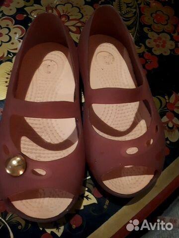 Босоножки Crocs 89023045164 купить 1