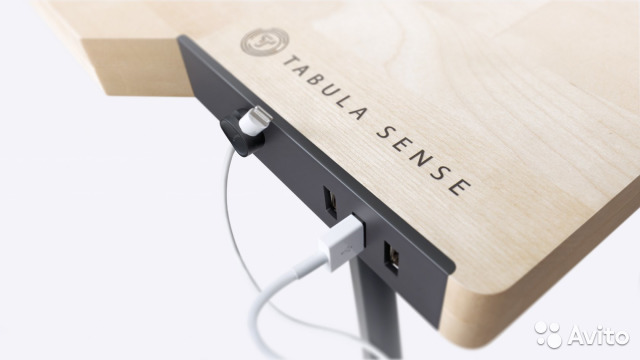 Умный стол со встроенной электроникой tabula sense 89065900001 купить 3