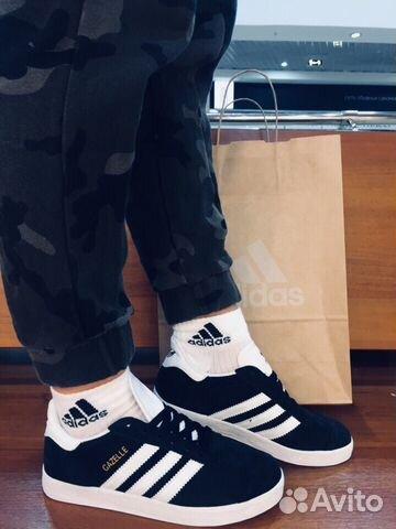 f42b562e Кроссовки Gazelle Adidas | Festima.Ru - Мониторинг объявлений