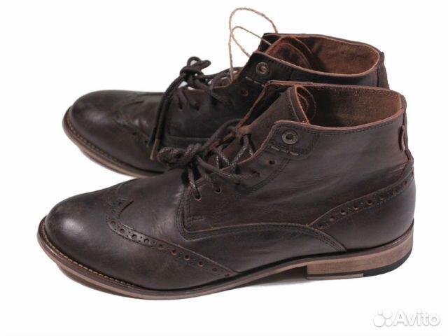e61d4b66 Кожаные ботинки Levis eur41 28382 | Festima.Ru - Мониторинг объявлений