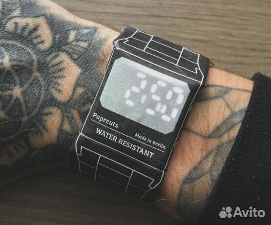 Почему выгодно заказать бумажные часы fun paper watch оптом у нас?