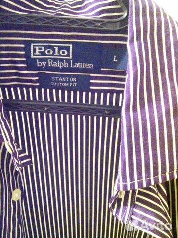 Продам рубашку Polo Ralph Lauren купить в Ленинградской области на ... ce081f33f9d