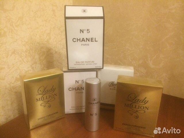 духи Gucci Chanel купить в ивановской области на Avito объявления