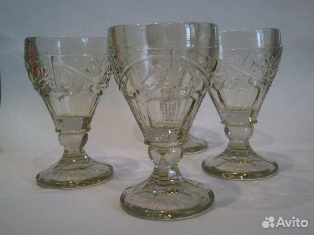 89115661709 Glasses - 4pcs,old