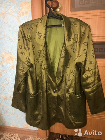 Куртка кожаная, плащ, жакеты 54-56 89049980947 купить 3