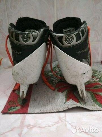 Коньки хоккейные вратарские 89109609099 купить 3