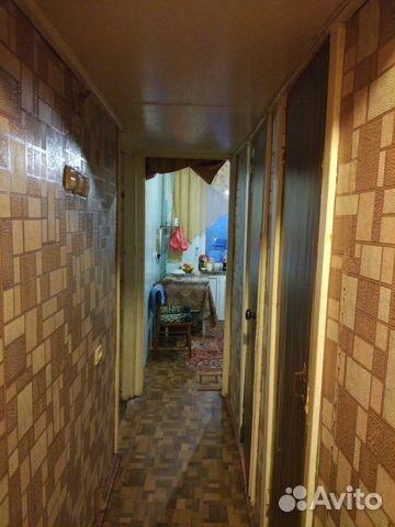 Продается трехкомнатная квартира за 3 000 000 рублей. Воскресенский район, Московская область,п.Белоозёрский ул.Молодёжная.