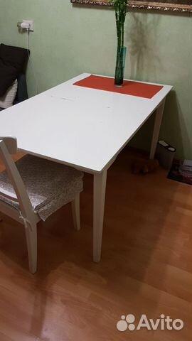 стол кухонный стул 2 табурета икея Festimaru мониторинг