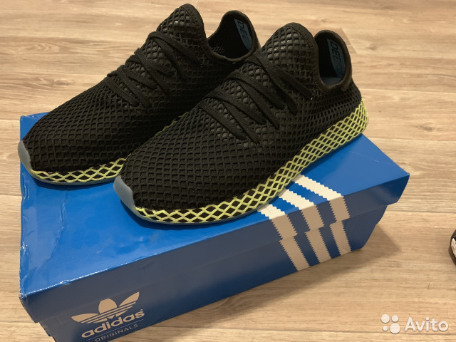dfd14afc Кроссовки Adidas Deerupt Runner | Festima.Ru - Мониторинг объявлений