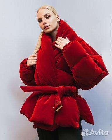f7f62e2de44c883 Куртка бархатная Alexander Vauthier купить в Санкт-Петербурге на ...