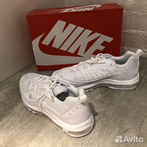20b5d219 Кроссовки Nike Air Max 98   Festima.Ru - Мониторинг объявлений