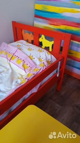 кровать икеа криттерматрас для дома и дачи мебель и интерьер