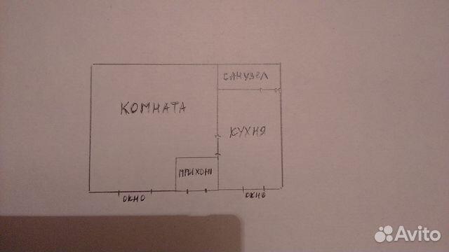 Продается однокомнатная квартира за 989 000 рублей. микрорайон , Якутск, Республика Саха (Якутия), Птицефабрика.