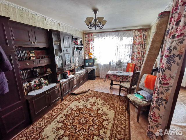 Продается однокомнатная квартира за 1 750 000 рублей. Серпухов, Московская область, Осенняя улица, 25.