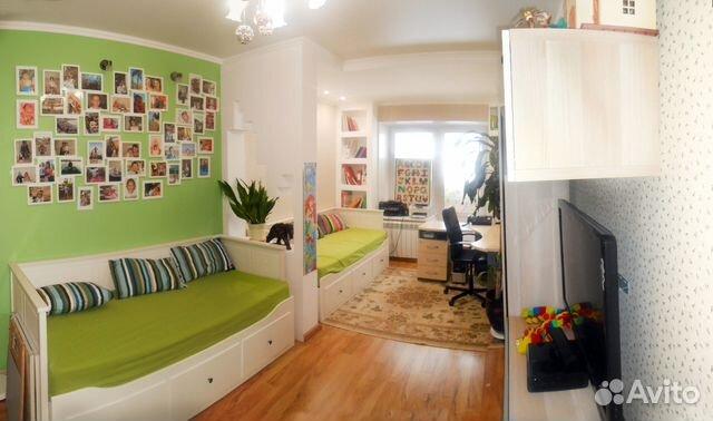 Продается четырехкомнатная квартира за 7 299 999 рублей. Проспект Ленина пр-кт, 42.
