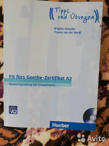 Fit Furs Goethe Zertifikat A2 Start Deutsch 2 Le купить в