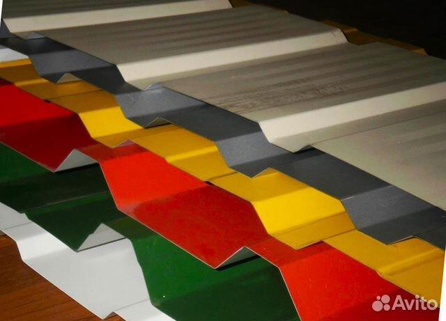 профлист цветовая гамма фото