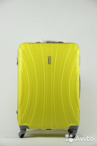 0cddf30ac1dc Пластиковый чемодан | Festima.Ru - Мониторинг объявлений