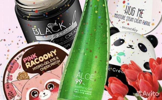 47146ebee6c Интернет магазин корейской косметики купить в Москве на Avito ...